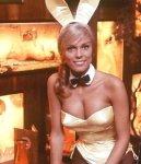 Connie era Miss Junio 1963 y era una Bunny en Chicago y Miami Clubs.