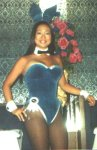 New York Playboy Club, 1970.